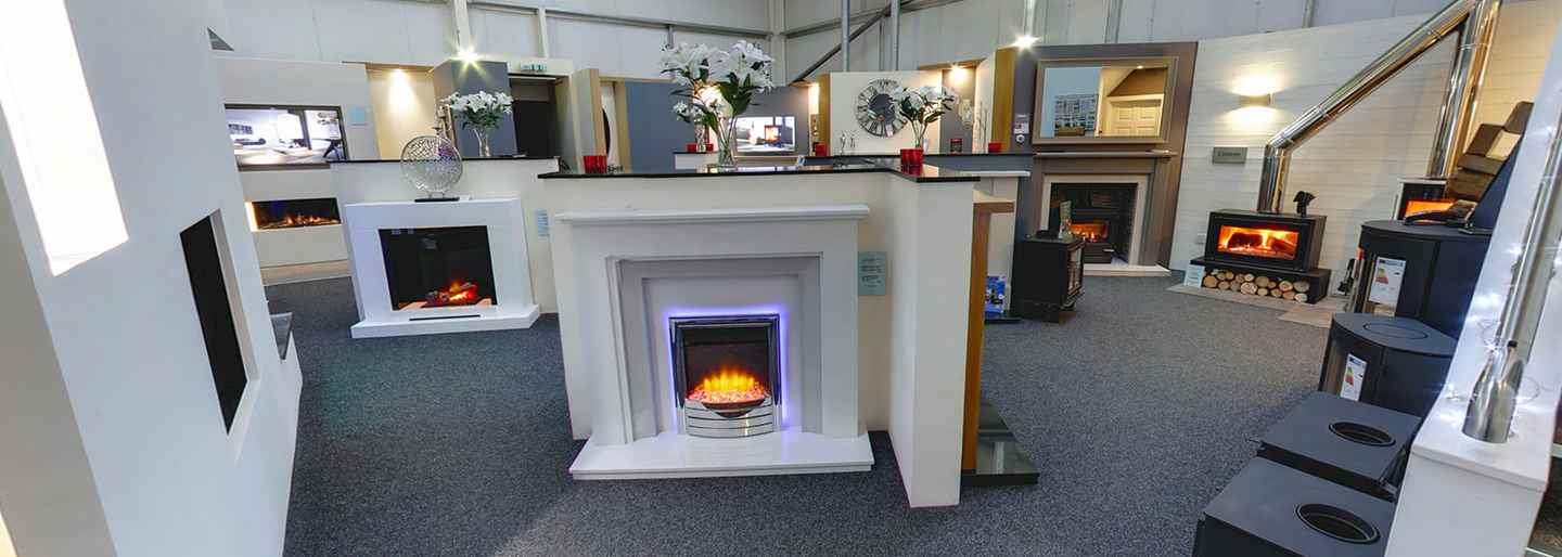 fires, stoves and fireplaces Dundee