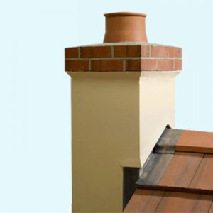 brick or stone chimney class one