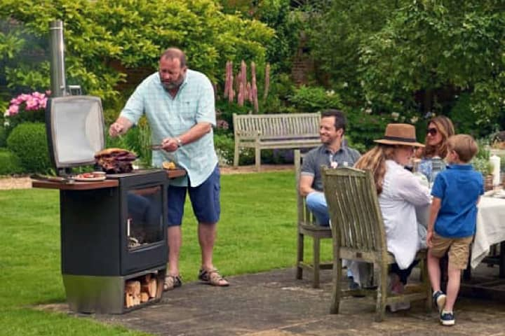 garden stoves and grills
