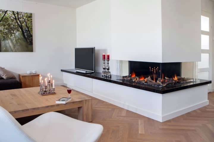 gas fires and stoves