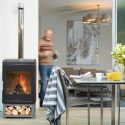 Chesneys 'Clean Burn' Garden Wood Burning Stove