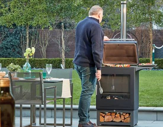 chesneys outdoor stove heat and grill