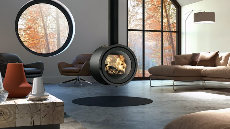 Dik Geurts Odin Wood Burning Stove