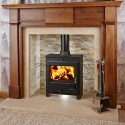 Kensington Solid Wood Fireplace